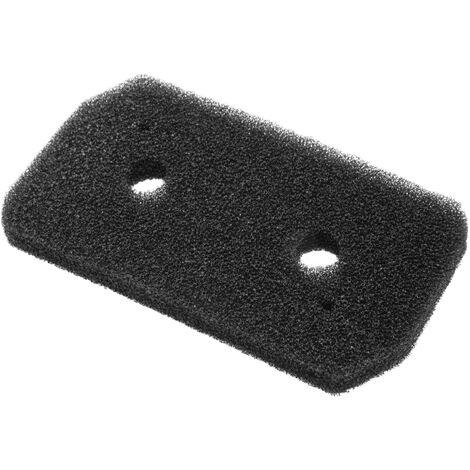 vhbw Filtro de espuma de repuesto para secadora de ropa Siemens WT43H208IT/01, WT43H2E8DN/04, WT43H2G1/03, WT43H2G1/04