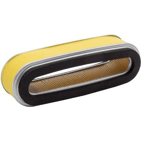 vhbw filtro de repuesto con prefiltro compatible con Honda HR21, HR214, HRA214 cortacésped - 18,7 x 6,2 x 5cm