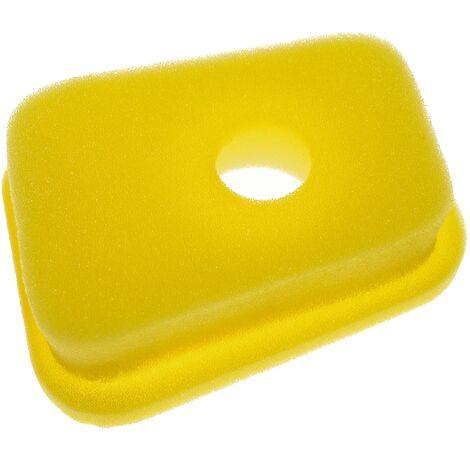vhbw filtro de repuesto de espuma compatible con Toro 62933 (5000001-5999999) (1985), 62933 (6000001-6999999) (1976) cortacésped