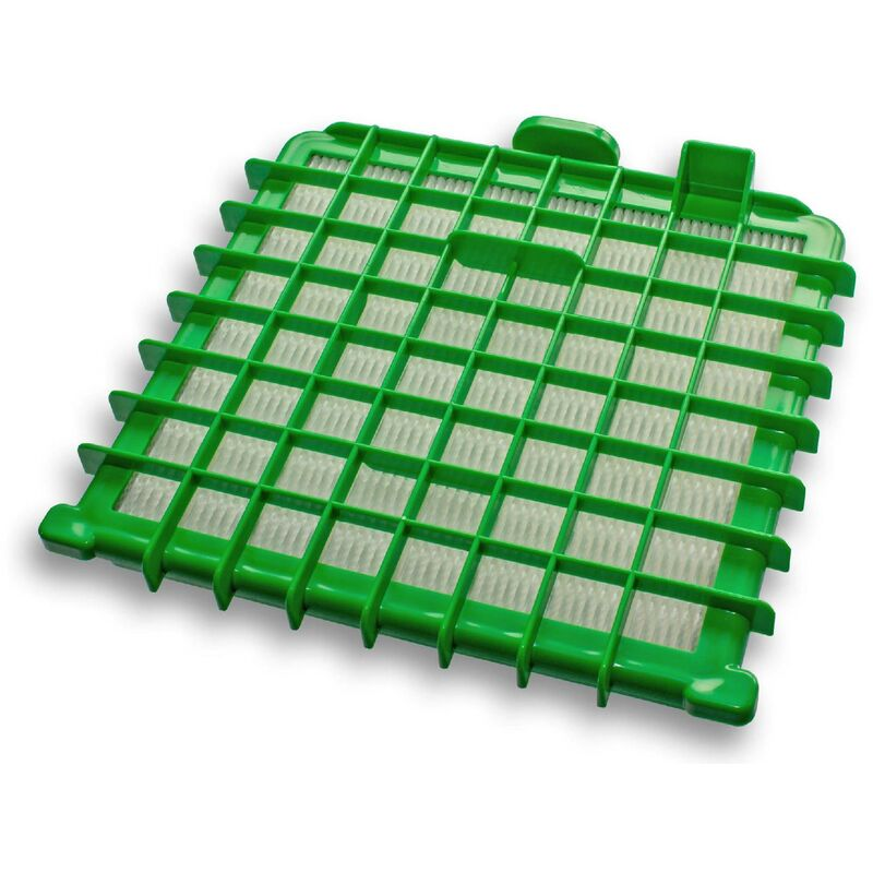 Filtro Hepa para aspiradoras Rowenta RO572711410, RO5727GA410, RO5727GB410, RO5727GC410, RO5729DA410 - Vhbw