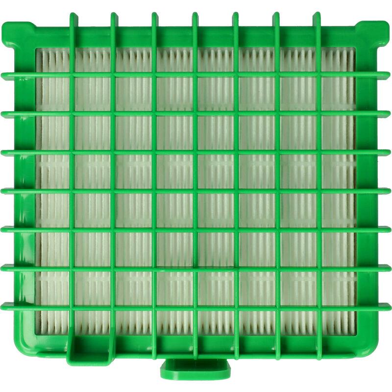 Filtro Hepa para aspiradoras SEB Tefal Calor Moulinex RO442701411 - UP0048270P, PLRO442721410 - GP0034216P EE - Vhbw