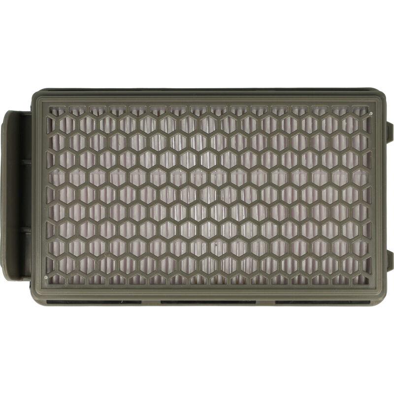 premotore+aria di scarico vhbw set filtri aspirapolvere 4 pezzi compatibile con Rowenta X-Trem Power Cyclonic RO6963EA,RO6971EA RO6984EA