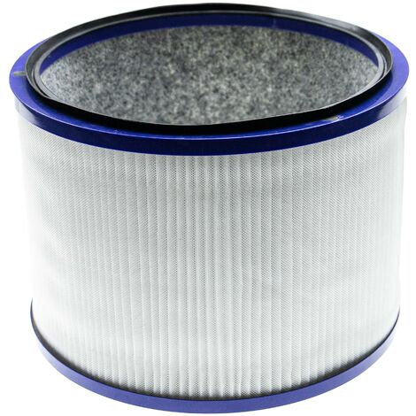 vhbw HEPA Filter compatible with Dyson DP01, DP03, HP02, HP03, HP04, Pure Cool Link, Pure Hot+Cool Link Air Cleaner - Air Filter