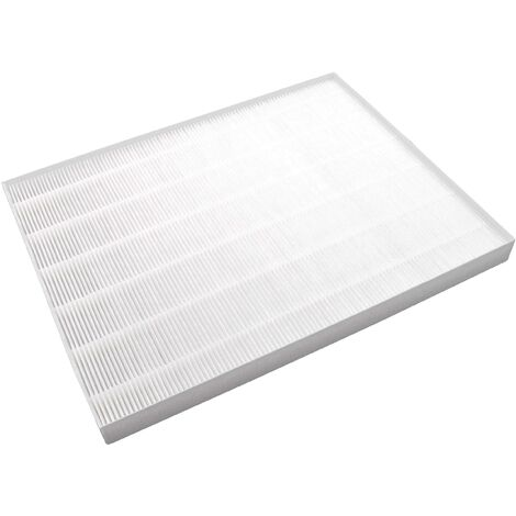 vhbw HEPA Filter compatible with Fellowes AeraMax DX95, 290, 300 Air Purifier - Replacement for Fellowes 9287201 Replacement Filter Air Filter