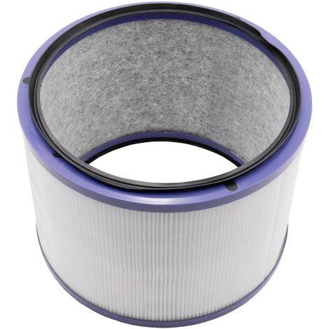vhbw HEPA-Filter passend für Dyson Pure Cool Link DP01, DP03, HP00, HP01, HP02, HP03 Luftreiniger - Ersatz für Dyson 967449-04 Filter Ersatzfilter