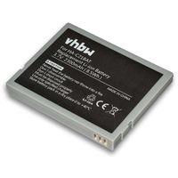 3.7V DT-923LI. vhbw Li-Ion Akku 700mAh Casio DT-930 CS-900i f/ür Barcode Scanner DT-923LIB wie DT-923 Daten Terminal