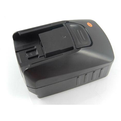 vhbw Li-Ion Batterie 3000mAh (14.4V) pour outils Fein MultiTalent QuickStart, MultiTalent Start comme B14A.164.01, 92604164020.
