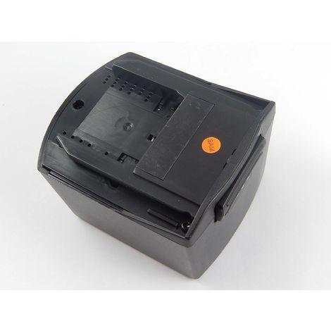 vhbw Li-Ion Batterie 4000mAh (14.4V) pour outils Hilti SF 14-A, SFC14-A, SFH140A, SID 14-A, SIW14-A comme B14/3.3.
