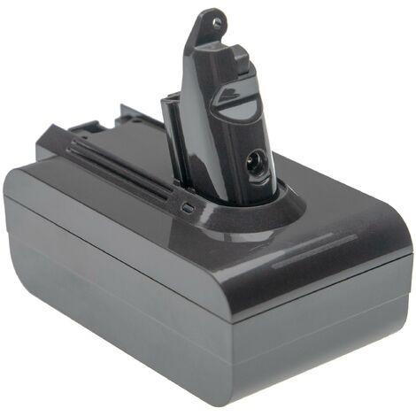 vhbw Li-Ion batterie 4000mAh (21.6V) pour aspirateur Home Cleaner robots domestiques compatible avec Dyson V6 Animalpro, V6 Motorhead Exclusive