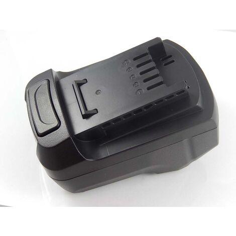 vhbw Li-Ion battery 1500mAh (14.4V) suitable for electronic tool Einhell RT-CD14.4 Li replaces 45.113.14, 4511314.