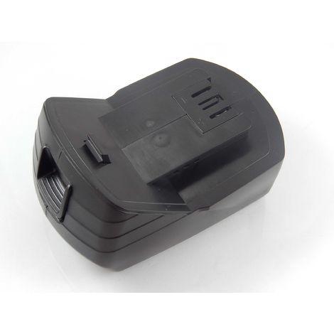 vhbw Li-Ion battery 1500mAh (18V) suitable for electronic tool Einhell TH-CD18-2 Li replaces 4513681E, 29061.