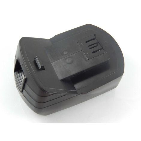 vhbw Li-Ion battery 2000mAh (18V) suitable for electronic tool Einhell TH-CD18-2 Li replaces Einhell 4513681E, Einhell 29061.
