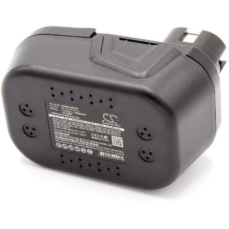vhbw Li-Ion battery 2500mAh (10.8V) for electric power tools Einhell BT-CD 10.8/1 LI