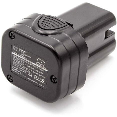 vhbw Li-Ion battery 2500mAh (10.8V) for electric power tools Einhell BT-CD 10.8/3 LI