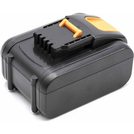 vhbw Li-Ion battery 4000mAh (20V) suitable for electronic tool Worx WX166, WX166.31, WX372, WX390, WX390.1, WX390.31, WX523 replaces WA3551.1.