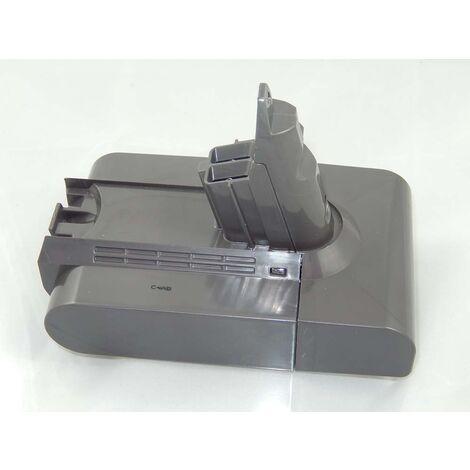 vhbw Li-Ion Battery compatible with Dyson SV03, SV06, SV09, SV05, SV07 Vacuum Cleaner Home Cleaner (1500mAh, 21.6V, Li-Ion)