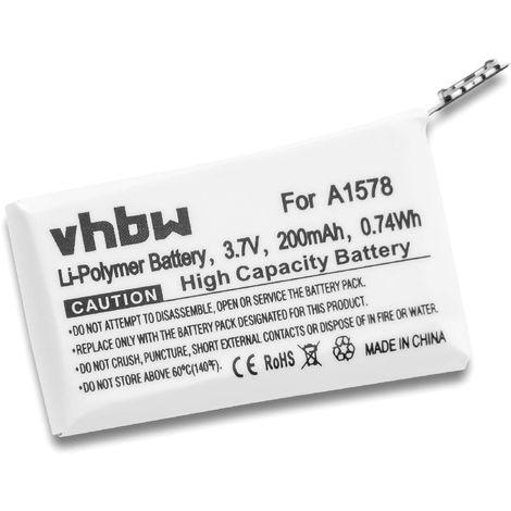 vhbw NiMH Akku 3600mAh B11432. Rohde/&Schwarz FSH3 BP-190 435 FSH6 wie BP190 7.2V 434 Messger/ät Fluke Analyzer 433 f/ür Mulitmeter Oszilloskop