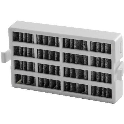 vhbw Filter passend für Whirlpool 20BIL4A+ F090541, 20RB-D1L F090574, 20RB-D3J F090570, 20RB-D3L F090577 Kühlschrank - Hygienefilter