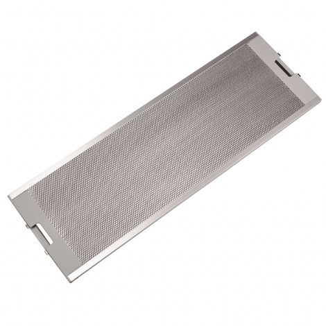 vhbw Metal Grease Filter replacement for Miele 4126170, 4126171, 4126172 for Extractor Fan; metal