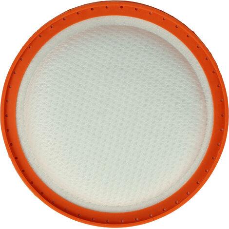 vhbw Motorschutz-Filter passend für Staubsauger, Saugroboter Dirt Devil Centrino Cleancontrol 2, 3.0, 3.1, Deluxe, R