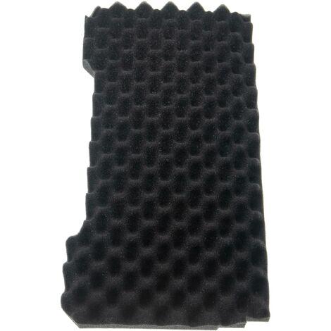 vhbw Mousse de couvercle remplace Festool 499617 FES, 204944 pour Boîte à outils - à picots , mousse, autocollant