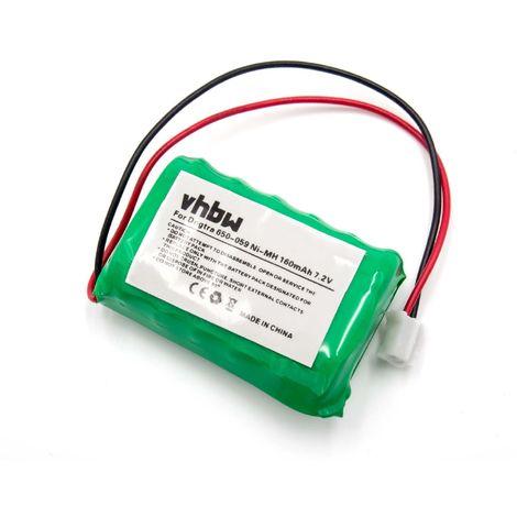 Ni-MH HLG 5x1//3AAA DLG 6V SAL Batteria 150mAh 150mAh