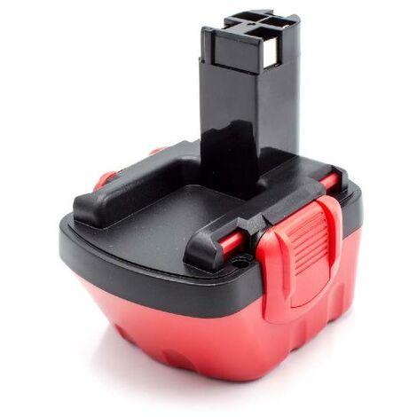 vhbw NiMH batería 1500mAh (12V) para herramienta eléctrica powertools tools Bosch GSR 12V, JAN-55, PAG 12, PSB 12 VE-2, PSR 12, PSR 12VE
