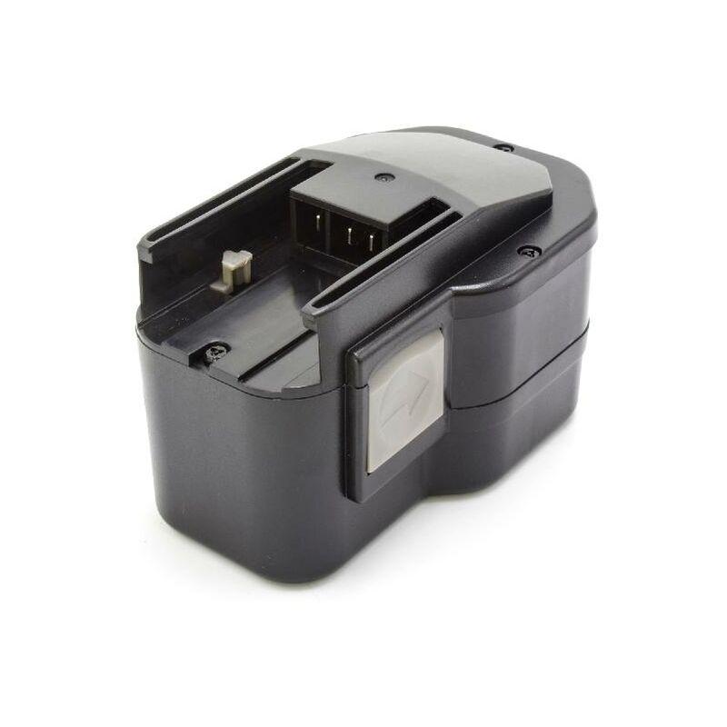 vhbw NiMH batterie 1500mAh (14.4V) pour outil électrique outil Powertools Tools AEG BS2E 14.4 T, BSB 14 STX, BSS 14, SB2E 14 STX