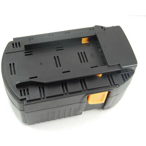 vhbw NiMH Batterie 2000mAh (24V) pour outils électriques Hilti B24