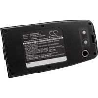 vhbw NiMH batterie 2700mAh (7.2V) pour appareil de mesure Topcon GTS-230W, GTS-250, GTS-250 Series Total Station, GTS-330, GTS-332N, GTS230W