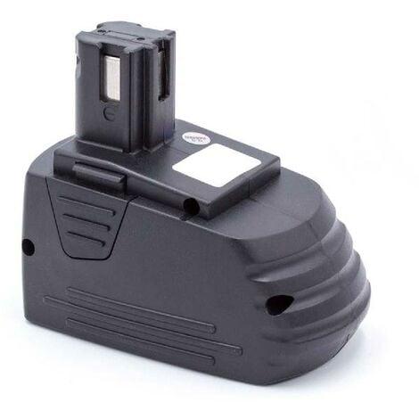 vhbw NiMH Batterie 3000mAh (12V) pour outils Hilti SB12, SF120-A, SF121-A, SID 121-A, SFL 12/15 Flashlight comme Hilti SFB121, SFB126, SFB126A