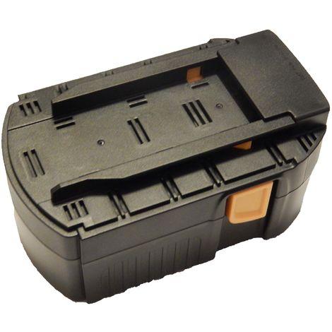 vhbw NiMH batterie 3000mAh (24V) pour outil électrique outil Powertools Tools Hilti SFL 24, TE 2-A, UH 240-A, WSC 55-A24, WSC 6.5, WSR 650-A