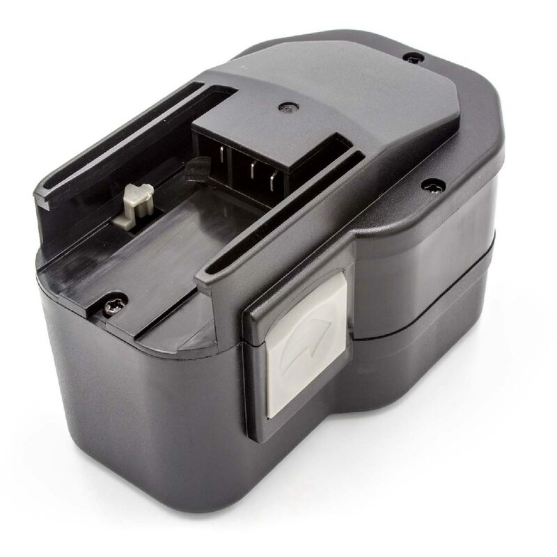 vhbw NiMH Batterie 3300mAh (14.4V) pour outils Milwaukee 6562-23, 6562-24, 9081-20, 9081-22, 9082-20, 9082-22 comme 48-11-1000, 0511-21.