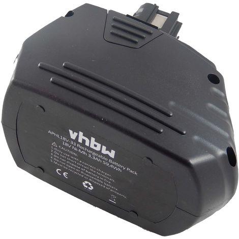 sf180a 2x Pile Batterie 1500 mAh pour Hilti sf180 sf4000 sf180-a