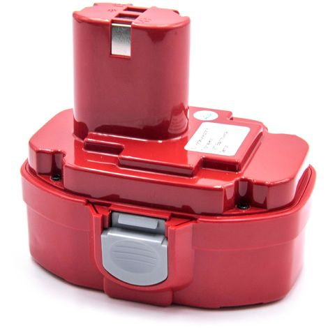 vhbw NiMH battery 2000mAh (18V) for power tools as Makita 1823, 1833, 1834, 1835, 1835F, 192828-1, 192829-9, 193061-8