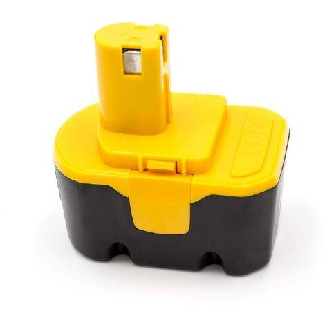 vhbw NiMH battery 3000mAh (14.4V) for electric power tools Ryobi HP1442M, HP1442MK2, HP7200K2, HP7200MK2, HP7200NK2, R10520