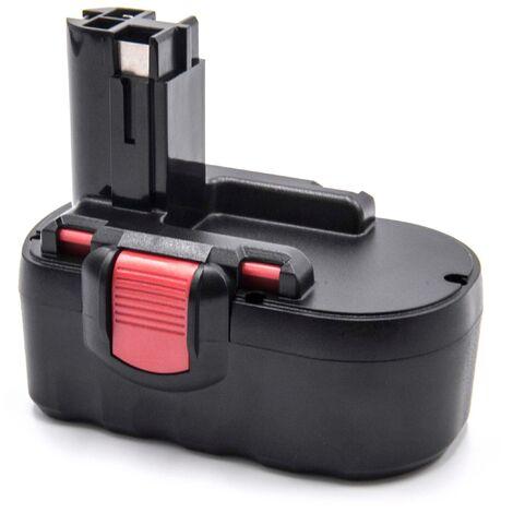 vhbw NiMH battery 3000mAh (18V) for power such as Bosch BAT025
