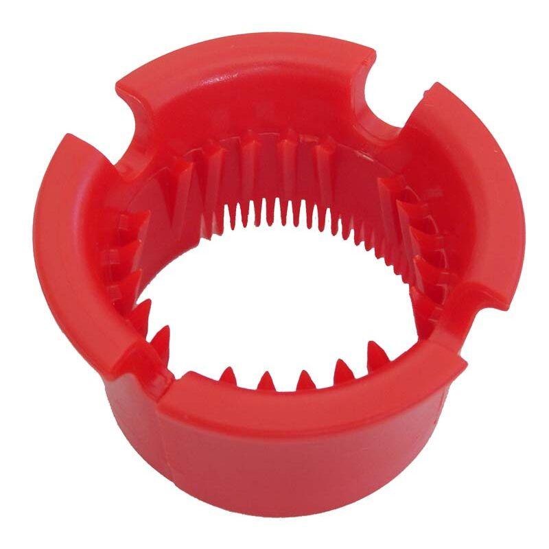 vhbw Outil de nettoyage rouge pour brosse compatible avec iRobot Roomba 760, 770, 780, 785, 790.