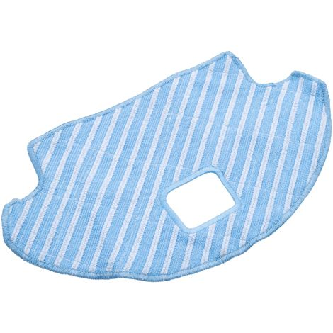 vhbw Kit de 4 pa/ños 2x almohadillas Scrubby, 2x almohadillas Soft microfibra como Bissell 2131