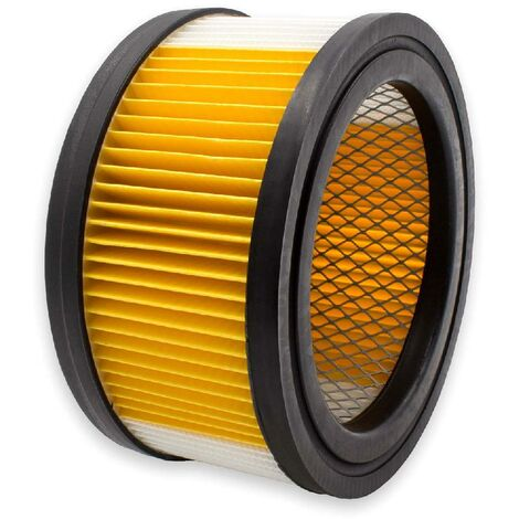 vhbw Patronenfilter Filter wie 6.414-960.0 Mehrzwecksauger Industrie-Nass-/Trockensauger Kärcher WD 4, WD 5, WD 4.200 - WD 4.500, WD 5.200 - WD 5.800