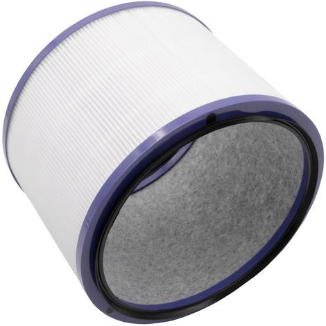 vhbw replacement HEPA filter for Dyson Pure Cool Link DP01, DP03, HP00, HP01, HP02, HP03 humidifier, air purifier