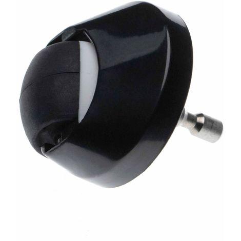 vhbw® Roue de rechange compatible avec iRobot Roomba 500, 600, 700, 800 Series