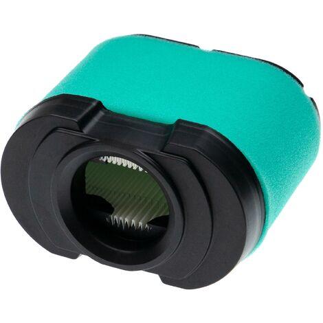 vhbw Set de filtres compatible avec Briggs & Stratton 40G777-0188-G5 moteur pour tracteur tondeuse, tracteur tondeuse