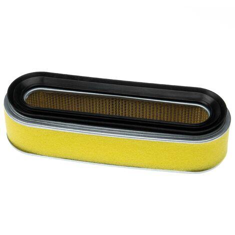 vhbw Set de filtros (1x filtro de aire, 1x prefiltro) compatible con Honda UM616K2, UM616K3 desbrozaddora, cortacésped