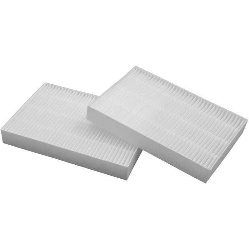 vhbw Set de filtros filtro de polen para secadoras de ropa como Bosch 481723 filtro de repuesto