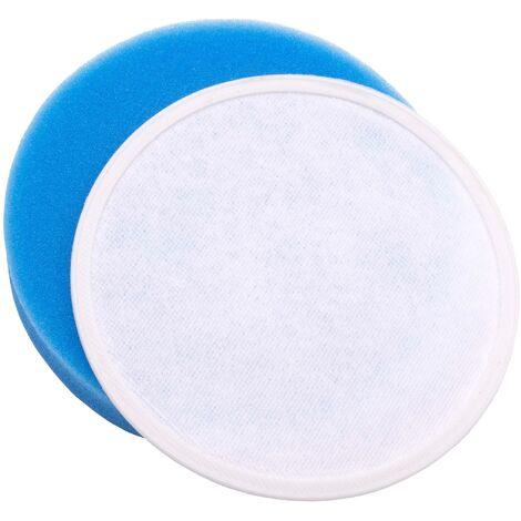 vhbw Set de filtros para aspiradoras como Samsung DJ97-01259A filtro micro, filtro espuma