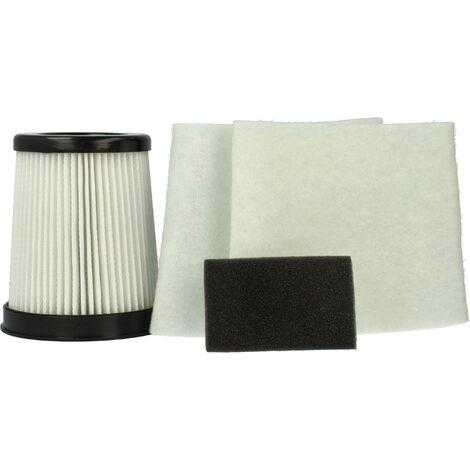 vhbw Set filtros Hepa aspirador para aspiradoras Dirt Devil 2881001
