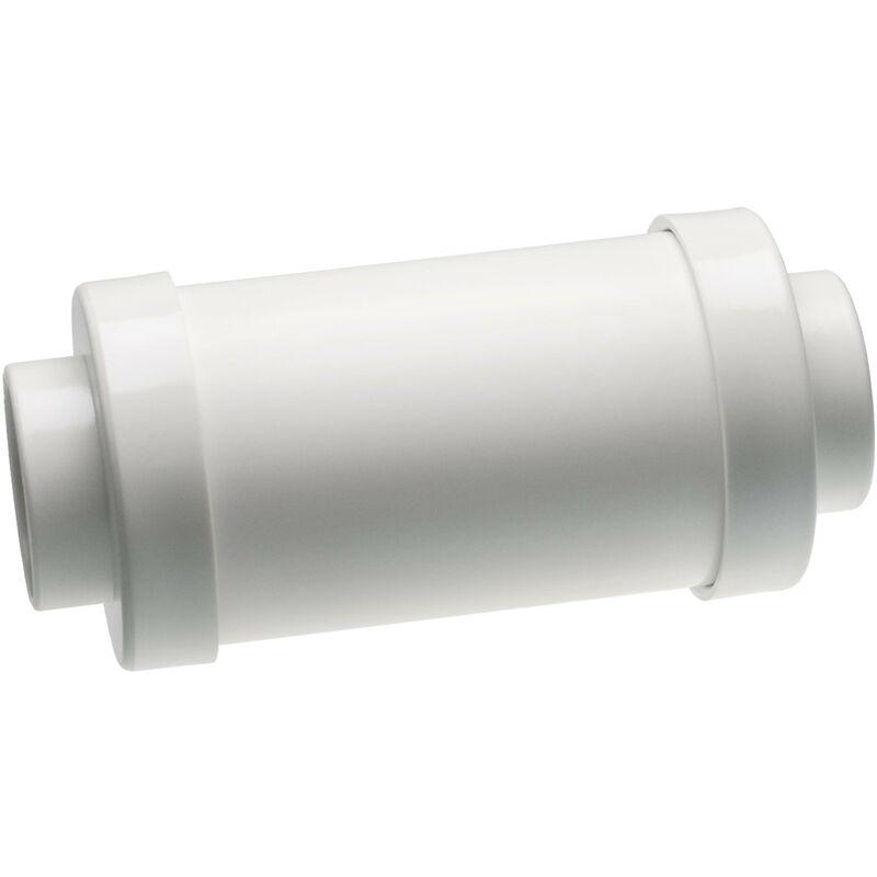 Silenciador de aire de escape para sistemas de aspiradoras centrales con sistema de tubos redondos de 50.8mm de diámetro/ 2' - Vhbw