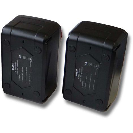 AKKU 28V 2000mAh Battery für AEG Milwaukee V28H V28H//0 V28G V28C V28AG V28B