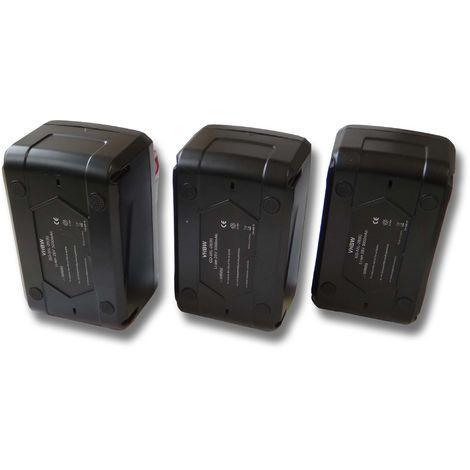 Premium AKKU 18V 2000mAh für MILWAUKEE 4933416345 C 12-28 DCR// 0-Version